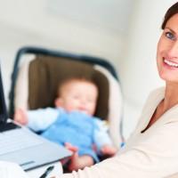 Молодая мама вдекретном отпуске— могутли еесократить?