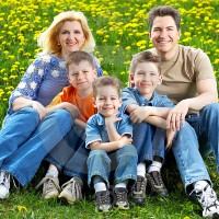 Многодетные семьи ждут федеральный закон огосударственной поддержке