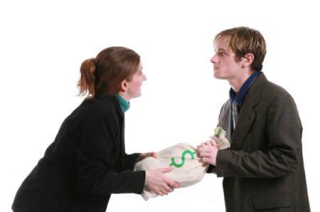 Алиментные обязательства