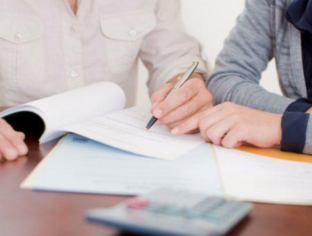 Подача документов для получения материнского капитала