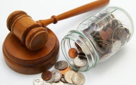 Заявление в суд о неуплате алиментов
