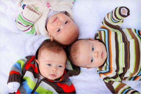Алименты на троих детей: сколько процентов?