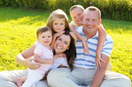 Материнский капитал за 3 ребенка