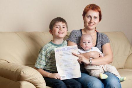 Закон о материнском капитале