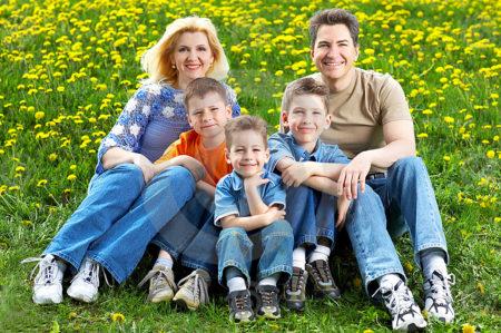 Закон о многодетных семьях